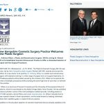 Dr. Wilson joins Dr. Zeff at his New England area practice.